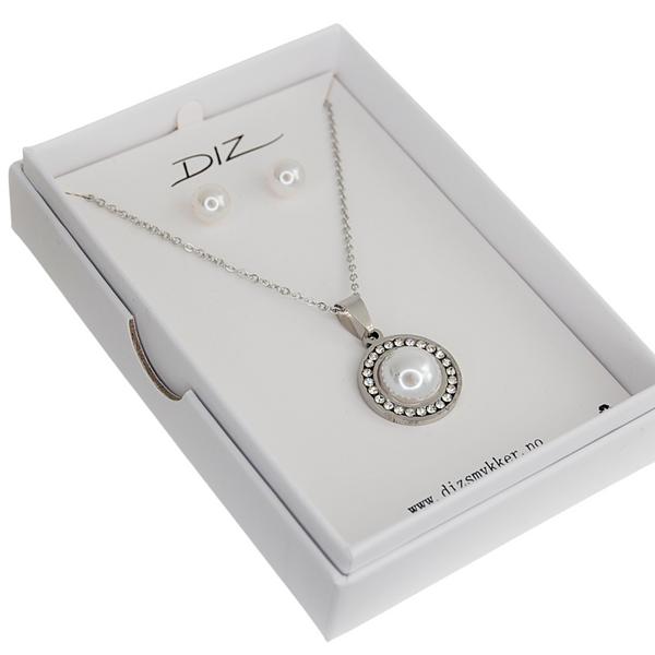 Bilde av Box 10 smykkesett i gaveeske